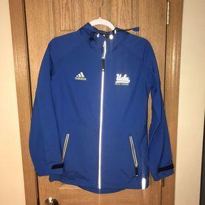 Adidas UCLA Athletic Windbreaker Jacket